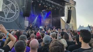 Slayer - Disciple - Chicago Open Air 2017