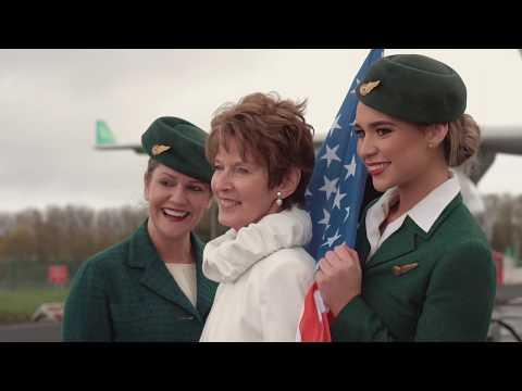 Celebrating 60 Years of Transatlantic Travel   Aer Lingus