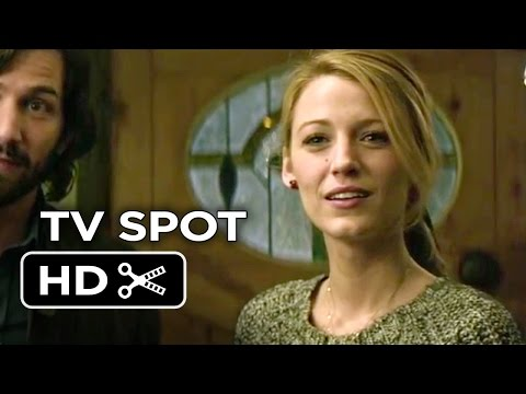 The Age of Adaline Extended TV SPOT - Let Go (2015) - Blake Lively, Harrison Ford Movie HD