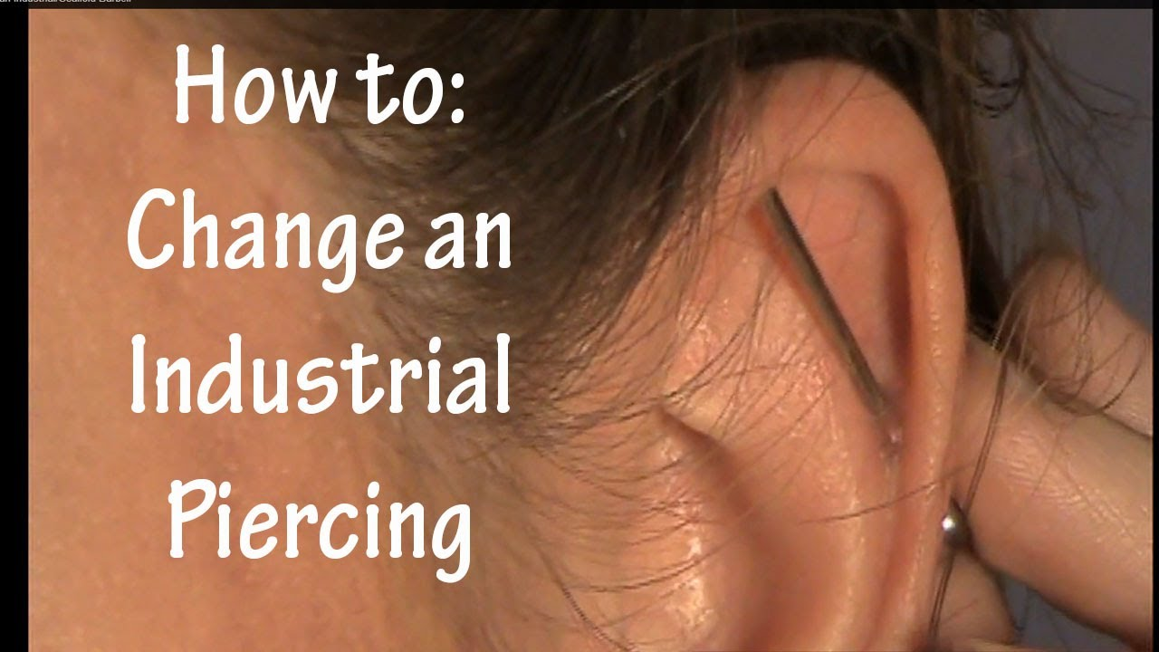 How To Change An Industrialscaffold Barbell Youtube
