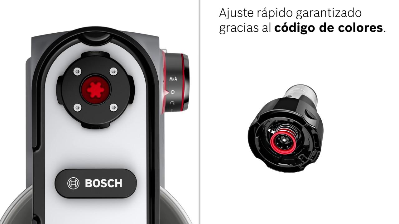 Robot de cocina optimum de bosch con coordinaci n for Robot de cocina bosch mcm4100