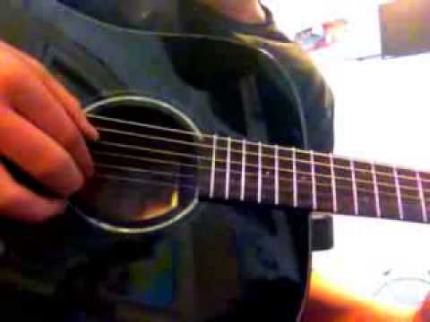 How to play Stairway To Heaven on guitar (easy) - YouTube