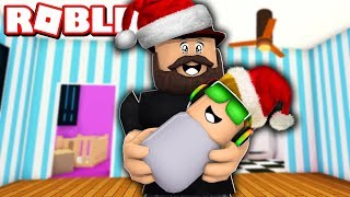CELEBRATING CHRISTMAS in ROBLOX ADOPT ME