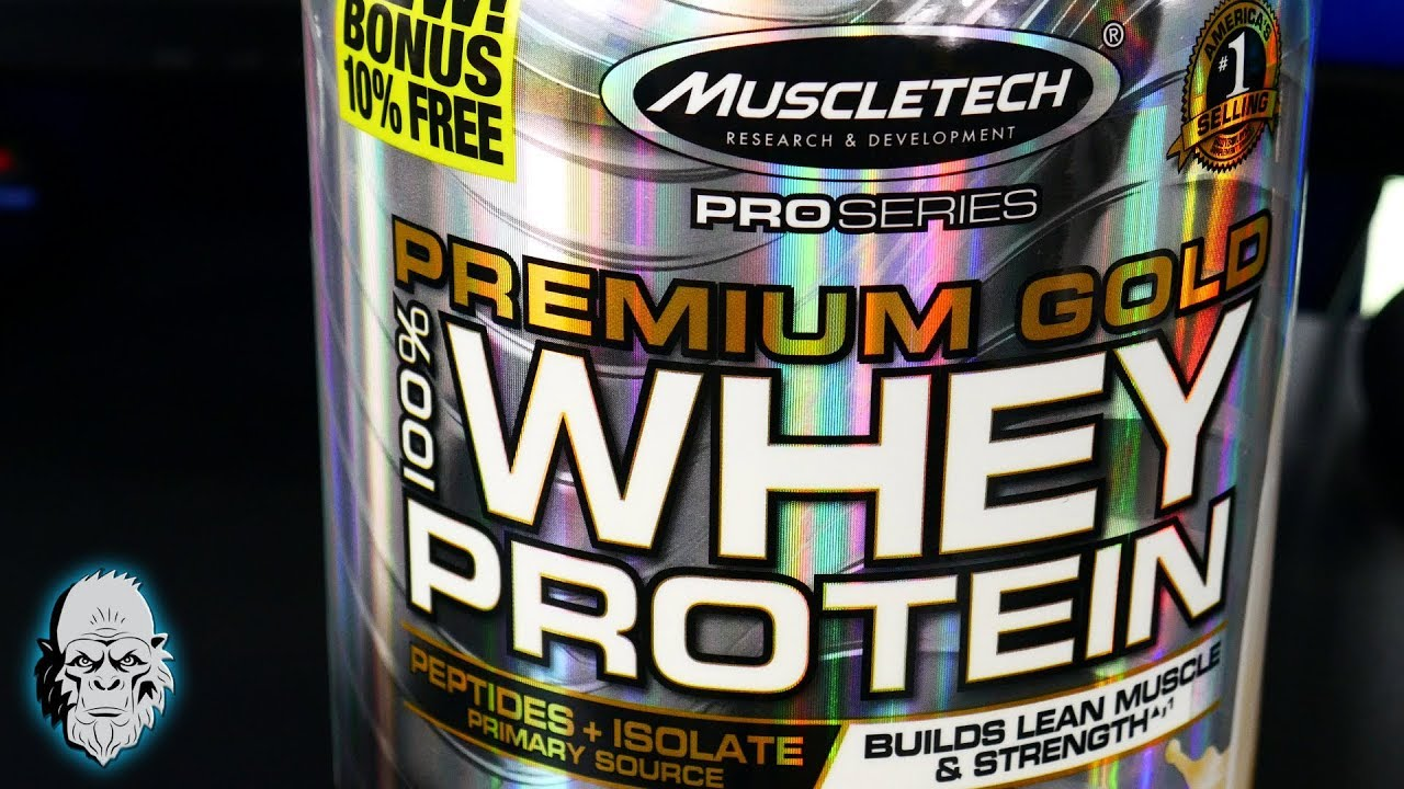 MuscleTech Premium Whey Protein