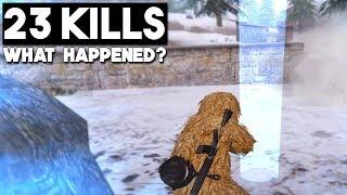 UNBELIEVABLE VIKENDI GAMEPLAY! | 23 KILLS SNOW MAP | PUBG Mobile