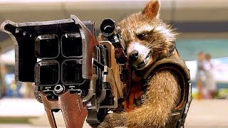 Guardians of the Galaxy (2014) - First Meeting (Scene) - Movie CLIP HD [1080p]