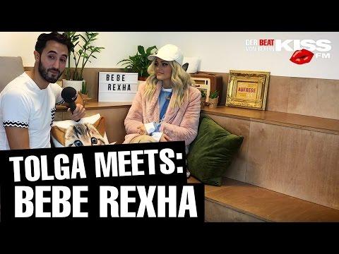 "Interview BEBE REXHA: ""I love Britney Spears..."""