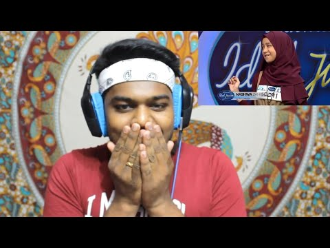 REACTION To Nashwa Zahira Indonesian Idol Junior 2018 Audition