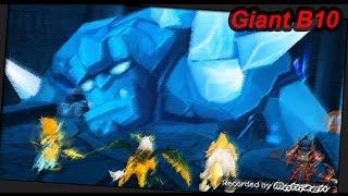 summoners war giant b10 auto featuring laika