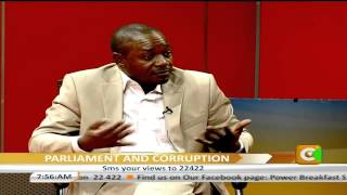 Cheche: Parliament and Corruption