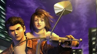 Shenmue OST - The Sadness I Carry on my Shoulders