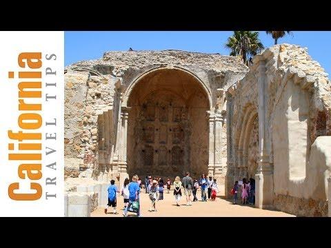Mission San Juan Capistrano - California Missions