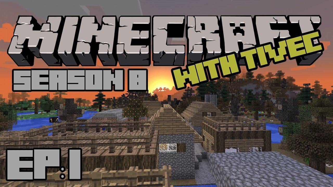 Minecraft Season 8 - Episode 1 - Stuttering Around