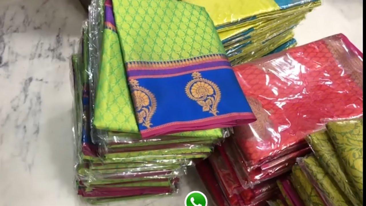 Online Sarees Collection| Silk Sarees| Kadi Cotton| Madurai Sugudi Sarees| New Trend Sarees