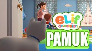 Elif ve Arkadaşları - Pamuk - TRT Çocuk Çizgi Film