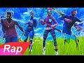 RAP ANTI FORTNITE (Clip Officiel) - Dimitri ft. Vaiepi, JL TOMY, Waffle