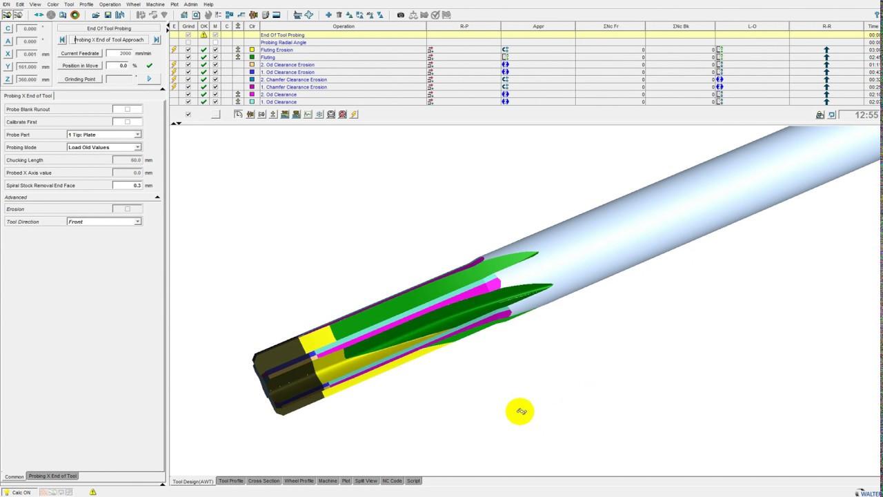 Atka Kunststoffverarbeitung Gmbh lizenz erodieren in helitronic tool studio