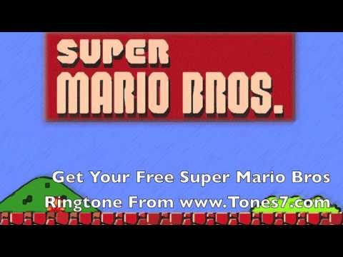 Super Mario Bros Ringtone (Free)