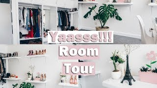 Closet/Office Room Tour!!
