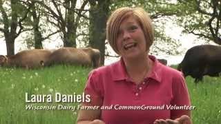 Wisconsin Dairy Farmer Discusses Hormones in Milk
