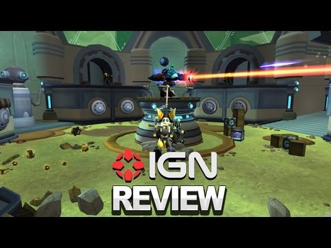 Ratchet & Clank Trilogy Review - IGN Video Review