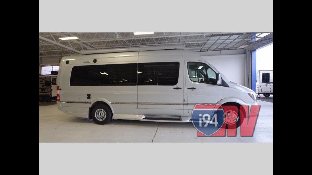 I94rv Com 2016 Winnebago Era Class B Mercedes Van Slide Out