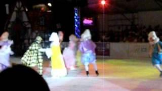 Yalta ICE Шоу «Бременские музыканты»