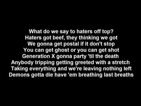 Tech N9ne - Einstein - Lyrics