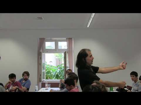 Nima Arkani Hamed (IAS): Collider Physics from the Bottom Up - Lecture 5