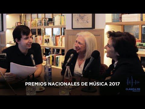 Clásica Café: Premios Nacionales de Música 2017