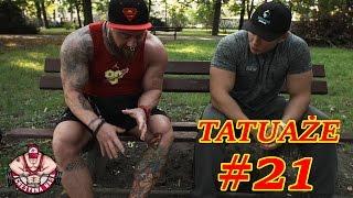 KOKSY ROZMAWIAJĄ #21: Tatuaże w kulturystyce | Patrycjusz Wróblewski
