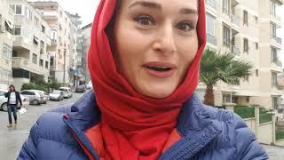 муж собирается дольше меня / ем суп из ГОЛОВЫ И НОГ /СВЕКРОВЬ - хозяюшка / Турция