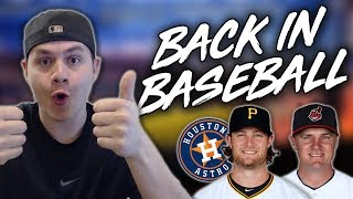 Back in Baseball #2! - Gerrit Cole to Astros, Jay Bruce to Mets, Arbitration Signings!