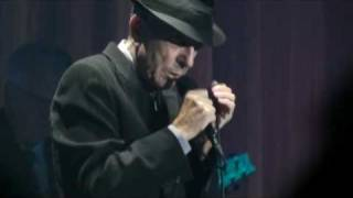 Belfast, Waiting for the Miracle, Leonard Cohen