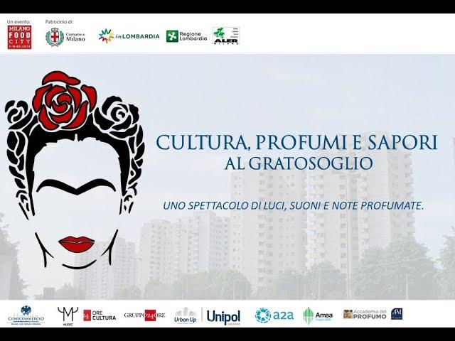 Cultura, profumi e sapori al Gratosoglio. Frida Kahlo. Oltre il Mito. Racconto di una mostra