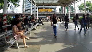 Walk Thru Skydome @ 'The Block' EDSA Mall in Quezon City - Philippines