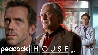 When Dad Outshines His Son | House M.D.