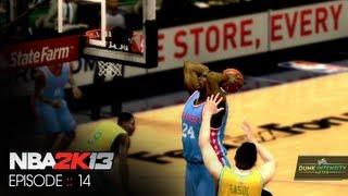BdoubleO Plays NBA 2k - NBA 2k13 :: Memphis Grizzlies