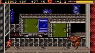 DOS - Ninja Gaiden 2: The Dark Sword of Chaos