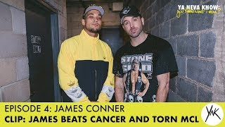 Pittsburgh Steelers RB James Conner Beats Cancer and MCL Injury | Episode 4