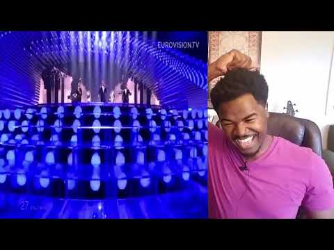 II Volo Grande Amore Italy Live At Eurovision Grand Finale Reaction