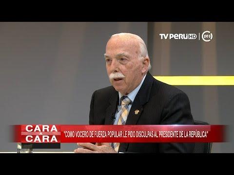 Chat La Botica: Tubino pide disculpas al presidente Vizcarra por adjetivos