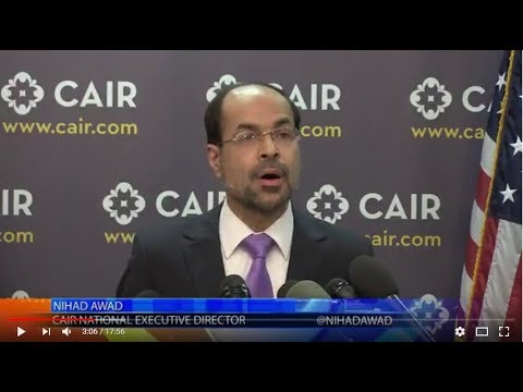 Video: CAIR Responds to Trump's Anti-Muslim Tweets