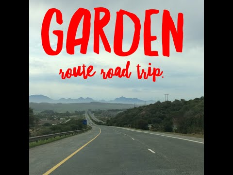 Road Trip on South African Garden Route
