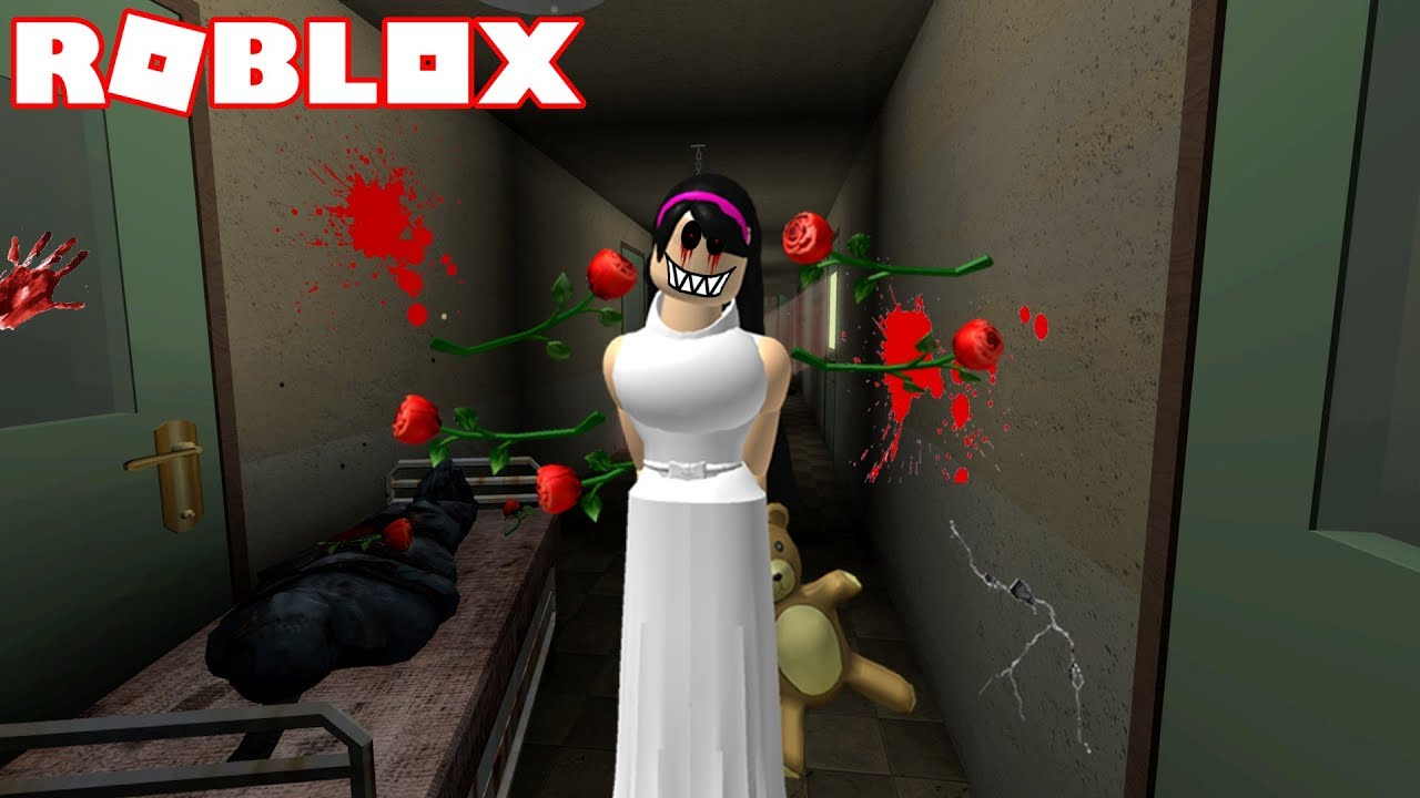 roses roblox horror game