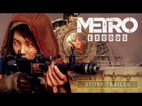 Metro Exodus è lo sparatutto più figo degli ultimi tempi
