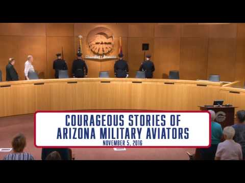 America in Times of Conflict: Courageous Stories of Arizona Military Aviators