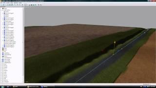 Farming simulator 2011-how to edit traffic splines