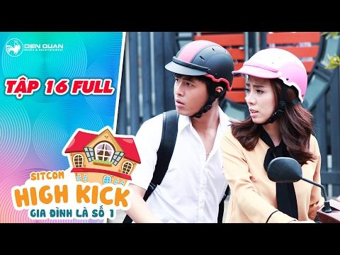 Gia đình là số 1 sitcom   tập 16 full: Thu Trang bàng hoàng khi con trai Phát La bị bạn gái tát