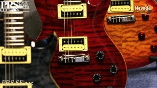 PRS SE 245 Guitars - Quick Look @ Nevada Music UK